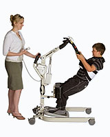 floor lift, home care, hoya lift, Houston, stand aid